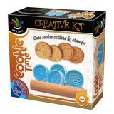 Jocuri creative D-Toys Cookie Time Art Biscuit Designer, D-Toys