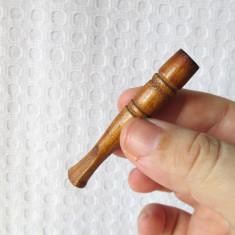 Port tigaret vechi din lemn, mustiuc sau sipca tigari, lulea veche