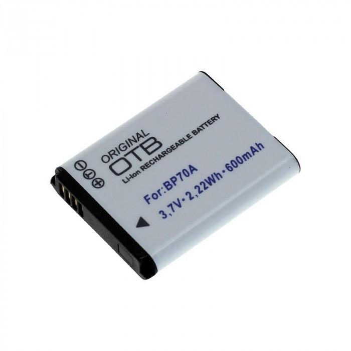 Acumulator pentru Samsung EA-BP70A 600mAh foto mare