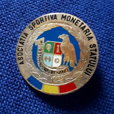 Insigna A.S. Monetaria Statului