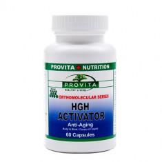 HGH Activator Hormon Uman de Crestere 60 capsule - Supliment sport