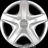 Capace Roti 15 Audi - Imitatie Jante Aliaj, R 15