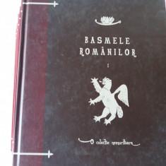 Basmele romanilor - Petre Ispirescu, vol. 1-7  (expediere si 5 lei/gratuit)(4+1)