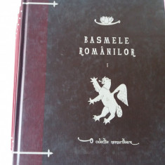 Basmele romanilor - Petre Ispirescu, vol. 1-7 (expediere si 5 lei/gratuit)(4+1) - Carte Basme