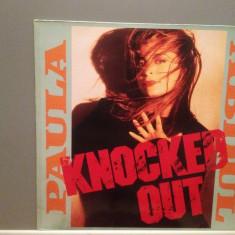 PAULA ABDUL - KNOCKED OUT(1990/VIRGIN/HOLLAND) - VINIL Maxi-Single