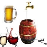 Butoi magic cu vin sau bere