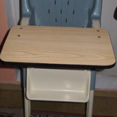 Scaun pentru bebe pliabil, scaun copii cu masuta