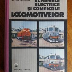 Schemele electrice si comenzile locomotivelor / C46P