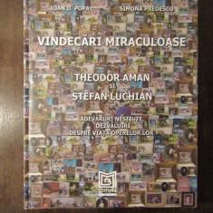 VINDECARI MIRACULOASE , THEODOR AMAN SI STEFAN LUCHIAN