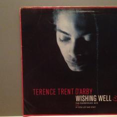 "TERENCE TRENT D'ARBY - WISHING WELL(1987/CBS/HOLLAND) - VINIL Maxi-Single ""12/NM - Muzica Pop Columbia"
