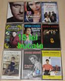 Caseta Phil Collins,LaBouche,Gipsy Kings,Chiriac,Banica,Gabriel Dorobantu,bucata, Casete audio