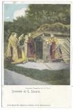 4308 - Turnu Severin, Romania, Litho, ETHNICS women - old postcard - used - 1901, Circulata, Printata