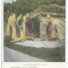 4308 - Turnu Severin, Romania, Litho, ETHNICS women - old postcard - used - 1901 - Carte Postala Oltenia pana la 1904, Circulata, Printata