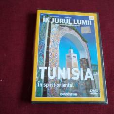 DVD IN JURUL LUMII - TUNISIA - Film documentare, Romana