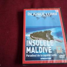 DVD IN JURUL LUMII - INSULELE MALDIVE - Film documentare, Romana