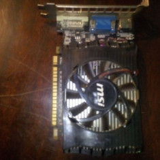 Placa video MSI 630GT 4GB DDR3 128bit - Placa video PC NVIDIA, nVidia