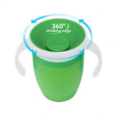 Cana Miracle Green - Filtru si cana filtranta