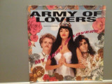 """ARMY OF LOVERS - MY ARMY OF LOVERS (1991/REPRISE/USA) - VINIL Maxi-Single """"12/, warner"""