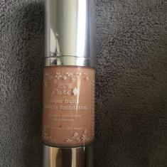 Fond de ten organic 100% Pure nuanta Sand