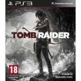 Tomb Raider  -  PS3 [Second hand], Actiune, 12+, Single player