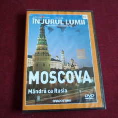 DVD IN JURUL LUMII - MOSCOVA - Film documentare, Romana
