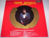 Tom Jones - 13 Smash Hits (1967, Decca) disc vinil LP original