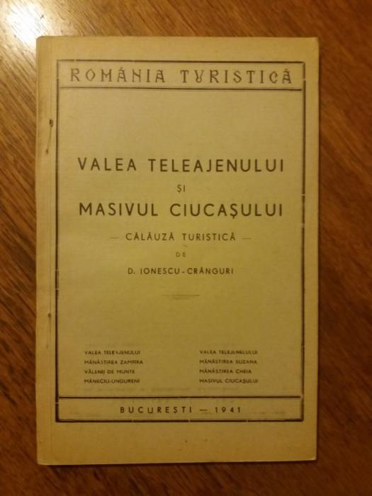 Valea Teleajenului si Masivul Ciucasului 1941 / R5P4S