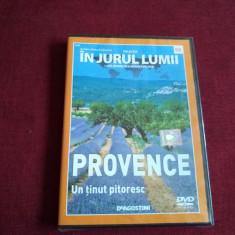 DVD IN JURUL LUMII - PROVENCE - Film documentare, Romana