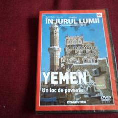 DVD IN JURUL LUMII - YEMEN - Film documentare, Romana