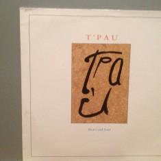 T'PAU - HEART AND SOUL(1987/VIRGIN/W.GERMANY) - VINIL Maxi-Single