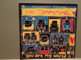 "THE COMUNARDS - YOU ARE...(1987/METRONOME/W.GERMANY) - VINIL Maxi-Single ""12/NM"