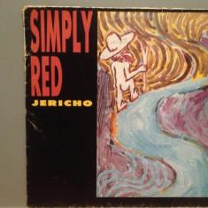 SIMPLY RED - JERICHO (1986/WARNER/W.GERMANY) - VINIL Maxi-Single