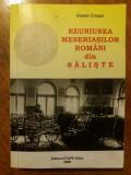 Reuniunea meseriasilor romani din Saliste - Vasile Crisan / C46P
