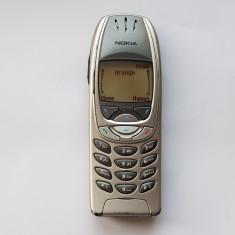 NOKIA 6310i MADE IN GERMANY - Telefon mobil Nokia 6310i, Argintiu, Neblocat
