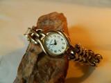 Ceas de dama Fossil din otel , cod f7, Casual, Quartz, Inox