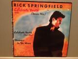 """RICK SPRINGFIELD - CELEBRATE YOUTH (1985/RCA/GERMANY) - VINIL Maxi-Single """"12/, rca records"""
