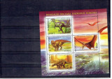 Romanai - dinozauri - 2005 - bl. 350, Fauna, Nestampilat