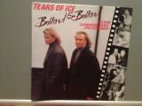 "BOLLAND & BOLLAND - TEARS OF (1987/TELDEC/W.GERMANY) - VINIL Maxi-Single ""12/NM"