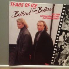 BOLLAND & BOLLAND - TEARS OF (1987/TELDEC/W.GERMANY) - VINIL Maxi-Single
