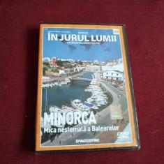 DVD IN JURUL LUMII - MINORCA - Film documentare, Romana