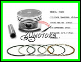 PISTON ATV 200cc Linhai 200 Lifan 200 4T 63.5MM bolt 15MM STD CG200