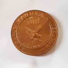 Medalie Liga romana a veteranilor de razboi