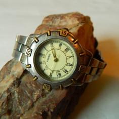Ceas de dama Fossil, cod f16 - Ceas dama Fossil, Casual, Quartz, Inox, Piele, Analog