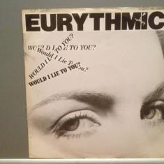 EURYTHMICS - WOULD I LIE TO YOU(1985/RCA/W.GERMANY) - VINIL Maxi-Single