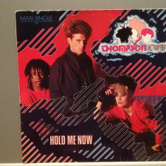 "THOMPSON TWINS - HOLD ME NOW (1983/ARISTA/W.GERMANY) - VINIL Maxi-Single ""12/NM - Muzica Pop"