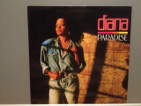 "DIANA ROSS - PARADISE (1989/EMI/GERMANY) - VINIL Maxi-Single ""12/Impecabil, emi records"