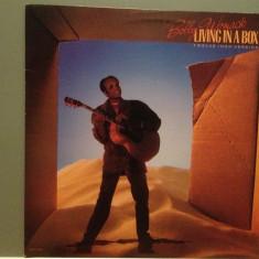"BOBBY WOMACK - LIVING IN A BOX (1987/RCA/GERMANY) - VINIL Maxi-Single ""12/ca Nou"