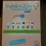 Caiet de lucru limba engleza, Clasa 1, Limbi straine, booklet