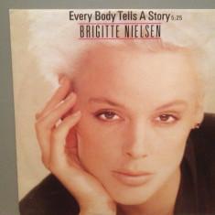 BRIGITTE NIELSEN - EVERY BODY...(1987/TELDEC/GERMANY) - VINIL Maxi-Single