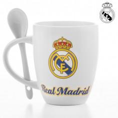 Cană cu Linguriţă F.C. Real Madrid - ATV